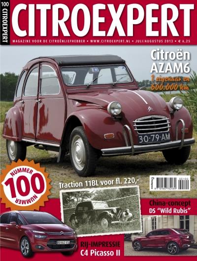 Citroexpert 100, jul-aug 2013