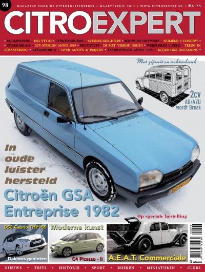 Citroexpert 98, mrt-apr 2013