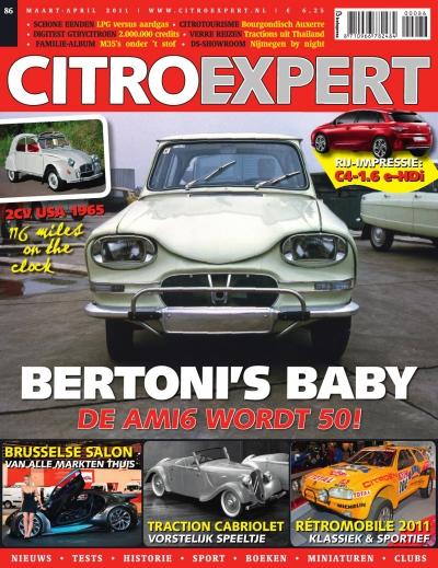 Citroexpert 86, mrt-apr-2011