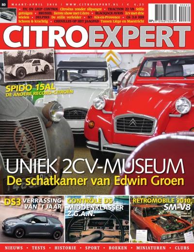 Citroexpert 80, mrt-apr 2010
