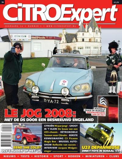Citroexpert 74, mrt-apr 2009