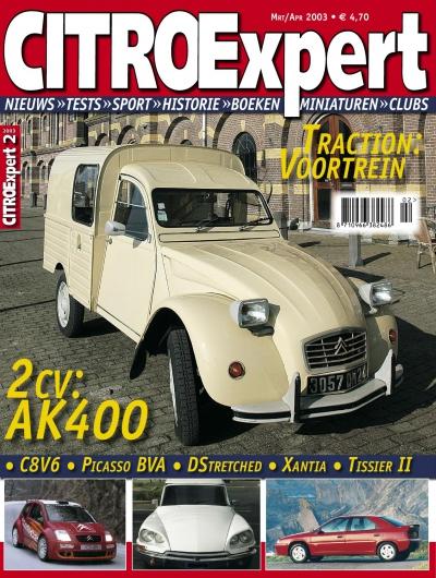 Citroexpert 39, mei-jun 2003