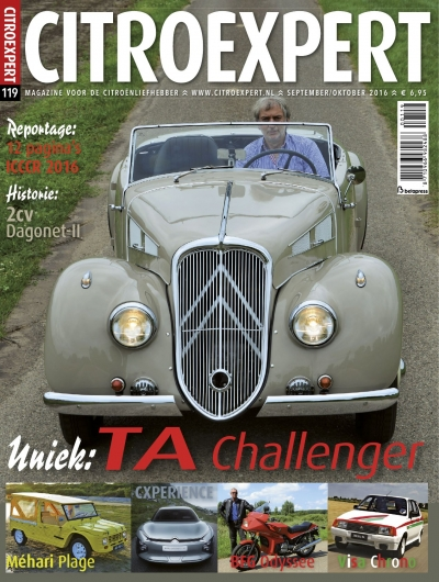CitroExpert 119, september/oktober 2016