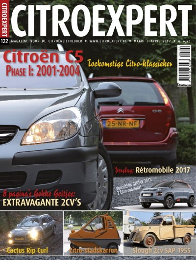 CitroExpert 122, maart/april 2017