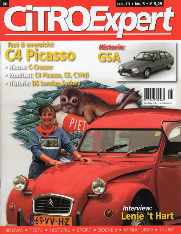 Citroexpert 60, nov-dec 2006