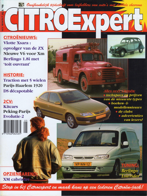 Citroexpert 6, nov-dec 1997