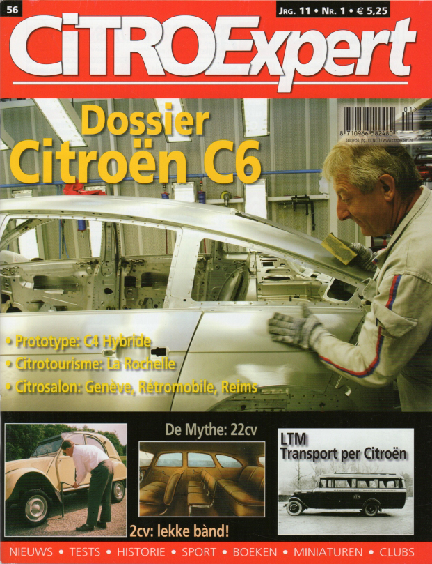 Citroexpert 56, mrt-apr 2006
