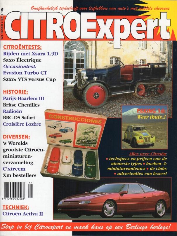 Citroexpert 8, mrt-apr 1998