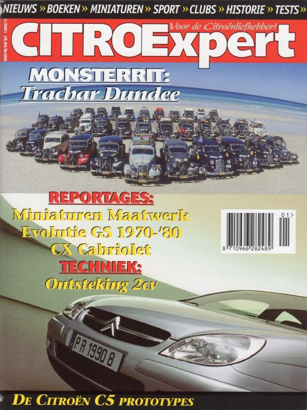 Citroexpert 26, mrt-apr 2001
