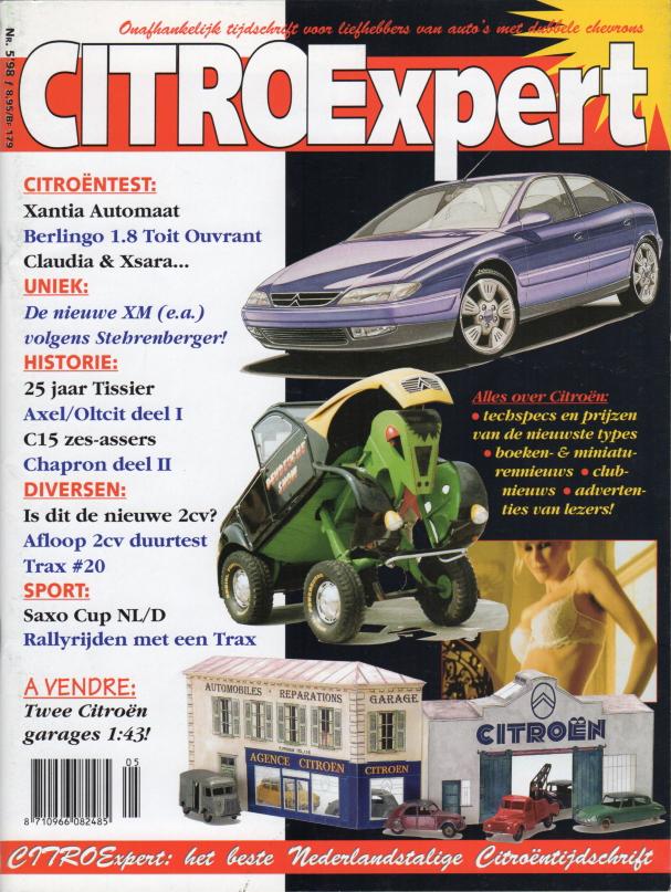 Citroexpert 12, nov-dec 1998