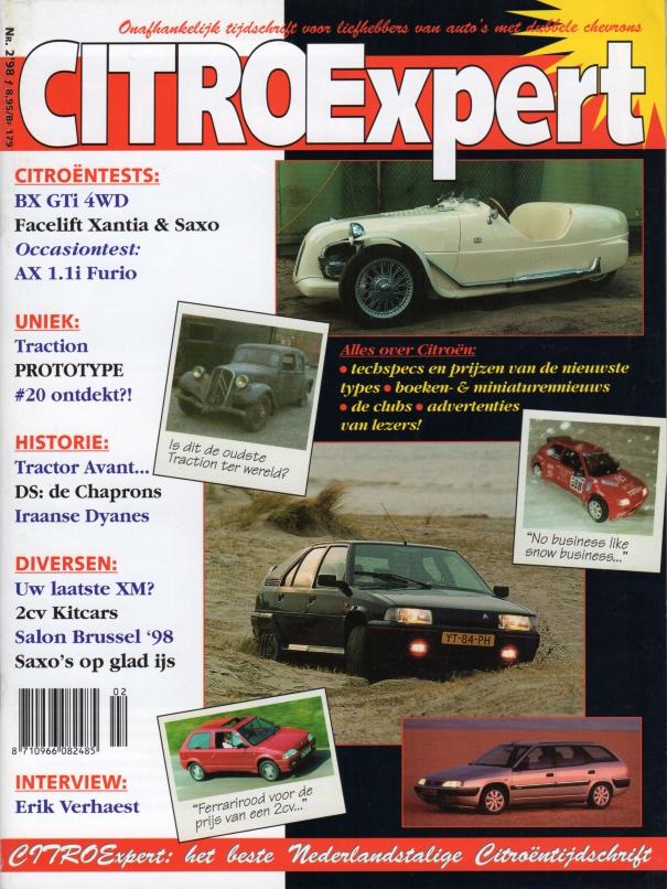 Citroexpert 9, mei-jun 1998