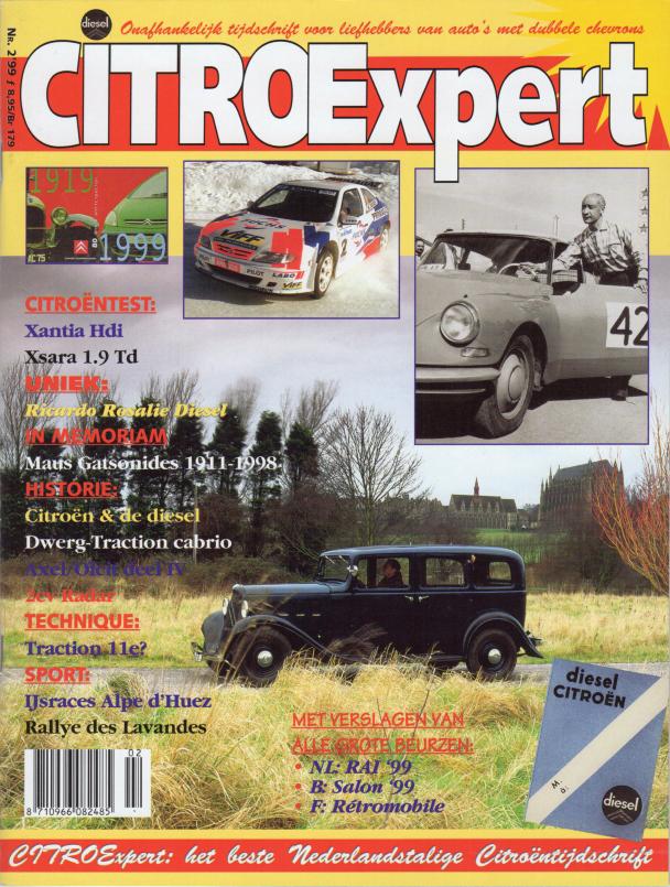 Citroexpert 15, mei-jun 1999