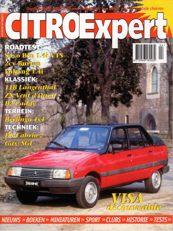 Citroexpert 23, sep-okt 2000