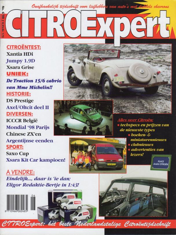 Citroexpert 13, jan-feb 1999
