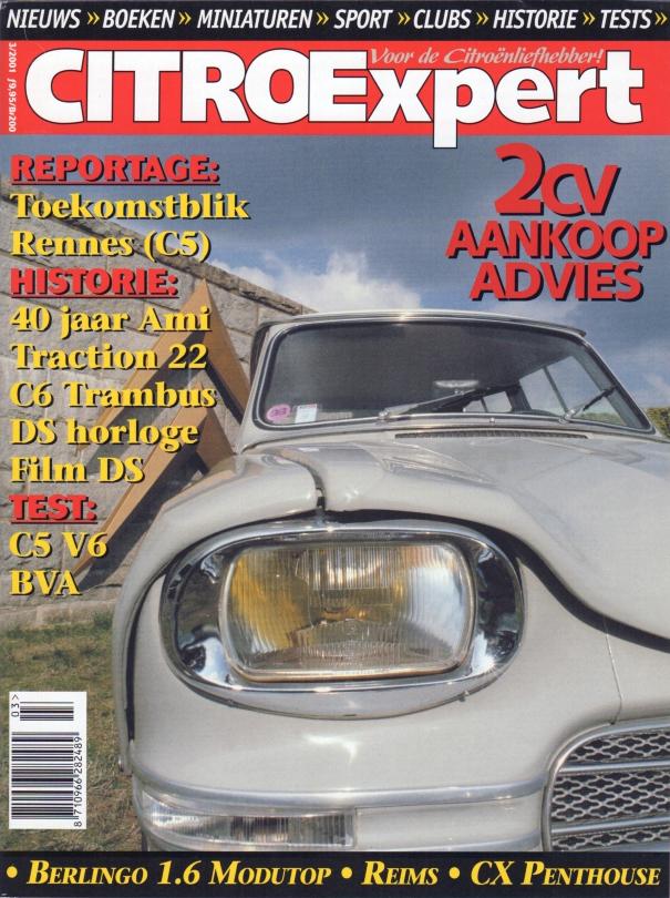 Citroexpert 28, jul-aug 2001