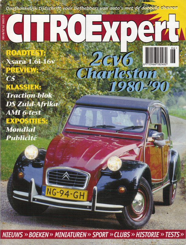 Citroexpert 25, jan-feb 2001