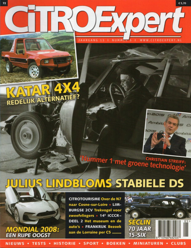 Citroexpert 72, nov-dec 2008
