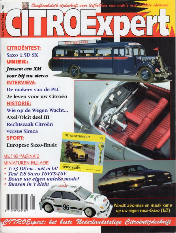 Citroexpert 14, mrt-apr 1999
