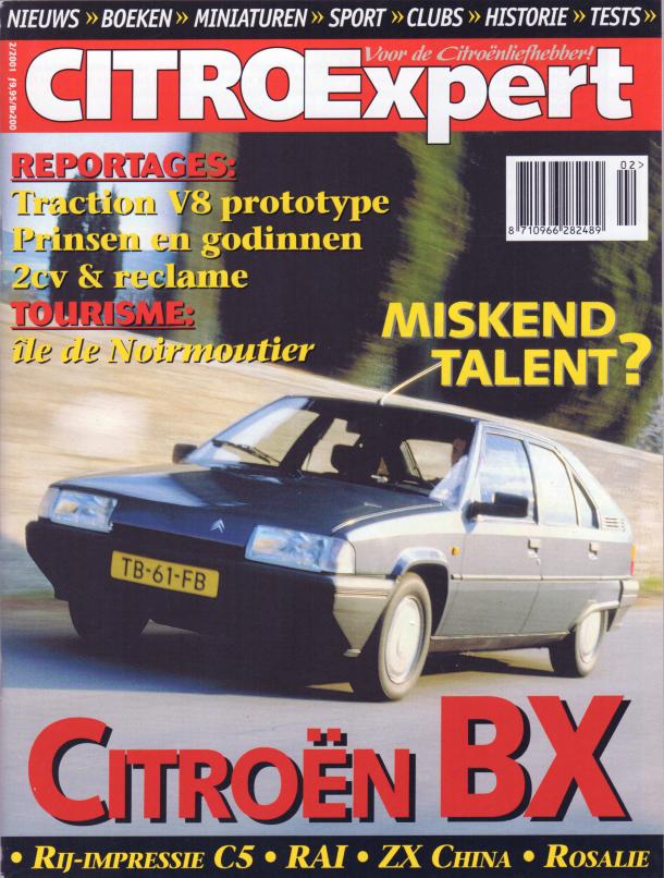 Citroexpert 27, mei-jun 2001