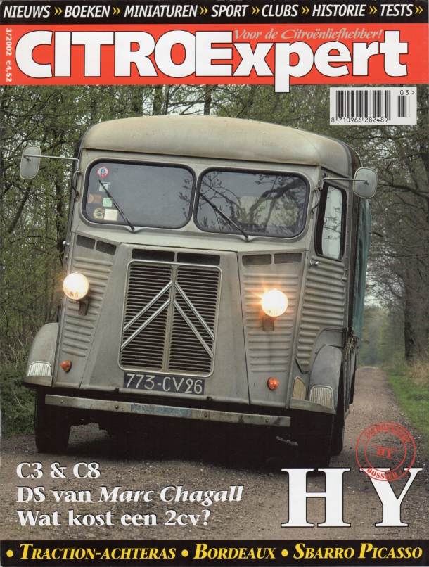 Citroexpert 34, jul-aug 2002