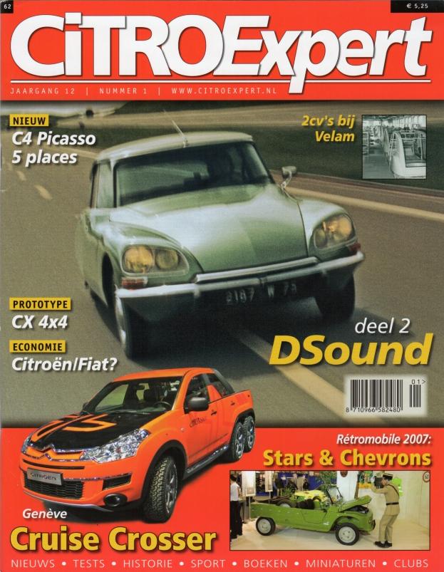 Citroexpert 62, mrt-apr 2007