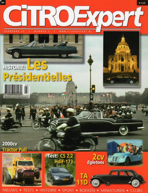 Citroexpert 64, jul-aug 2007