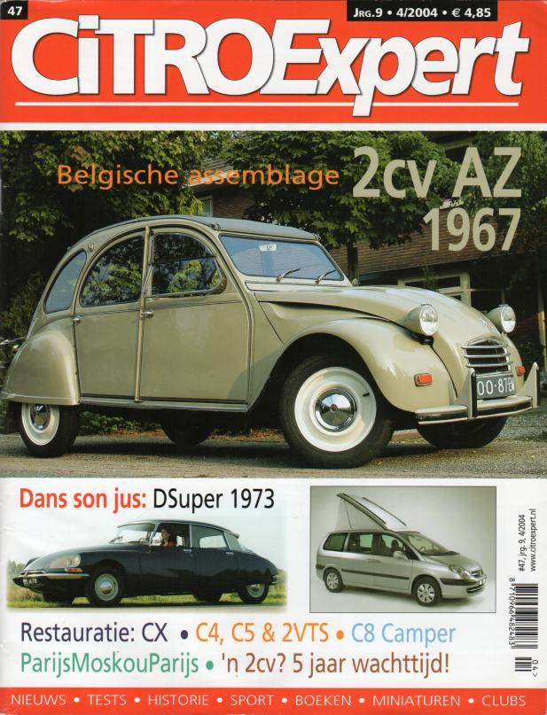 Citroexpert 47, sep-okt 2004