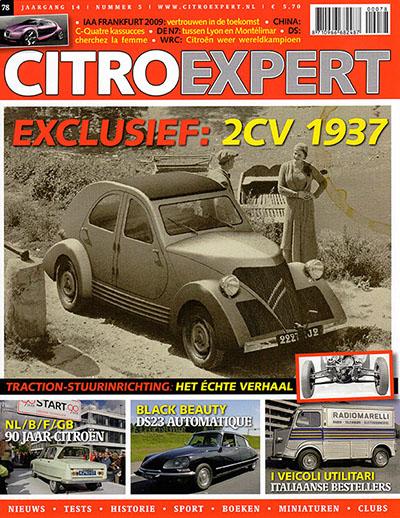 Citroexpert 78, nov-dec 2009