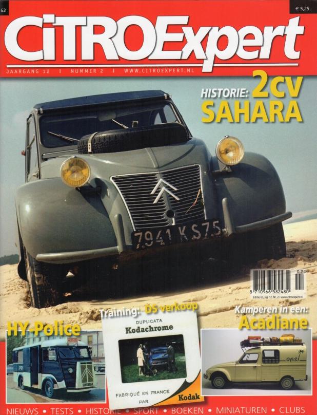 Citroexpert 63, mei-jun 2007