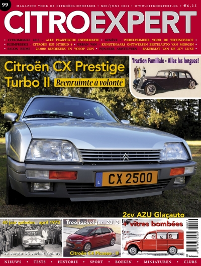 Citroexpert 99, mei-jun 2013