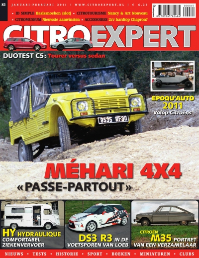Citroexpert 85, jan-feb 2011