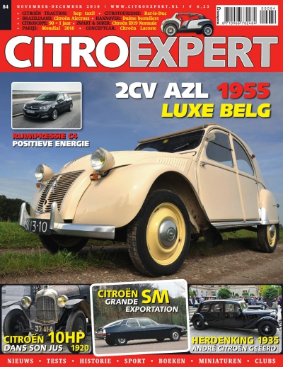 Citroexpert 84, nov-dec-2010