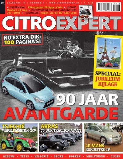Citroexpert 77, sep-okt 2009