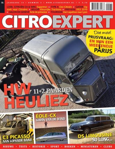 Citroexpert 75, mei-jun 2009