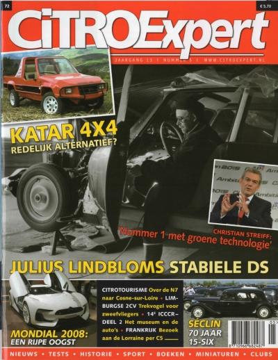 Citroexpert 72, nov-dec 2008