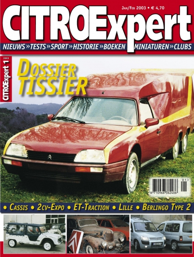 Citroexpert 38, mrt-apr-2003
