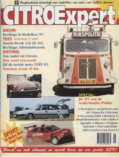 Citroexpert 1, jan-feb 1997