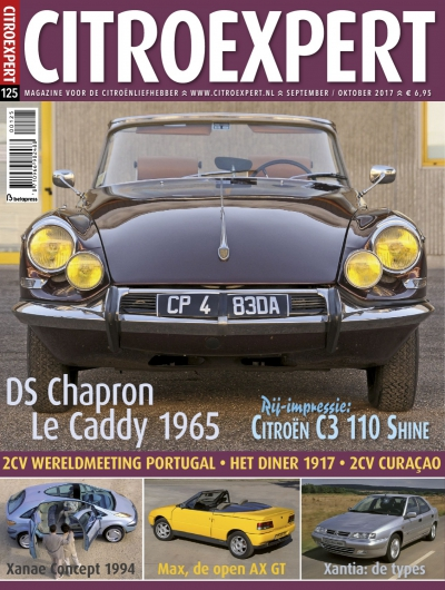 CitroExpert 125, september/oktober 2017