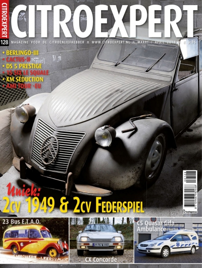 CitroExpert 128, maart/april 2018