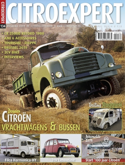CitroExpert 134, maart/april 2019