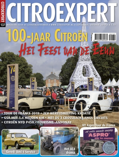CitroExpert 137, september/oktober 2019