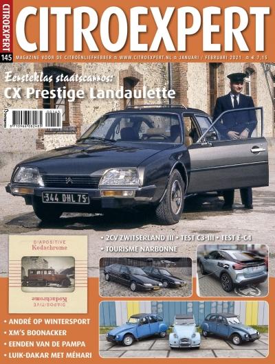 CitroExpert 145, januari-februari 2021