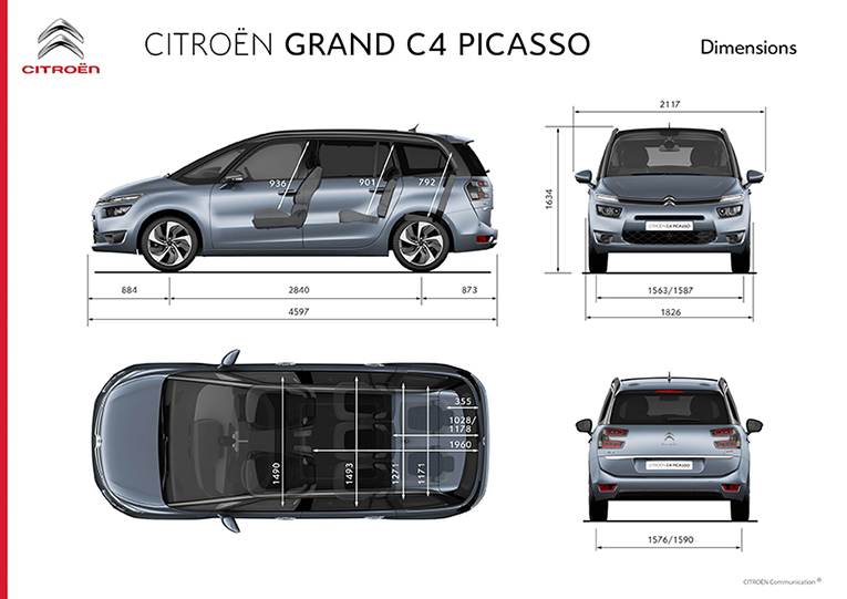 citroexpert rijimpressie citro n grand c4 picasso ii. Black Bedroom Furniture Sets. Home Design Ideas