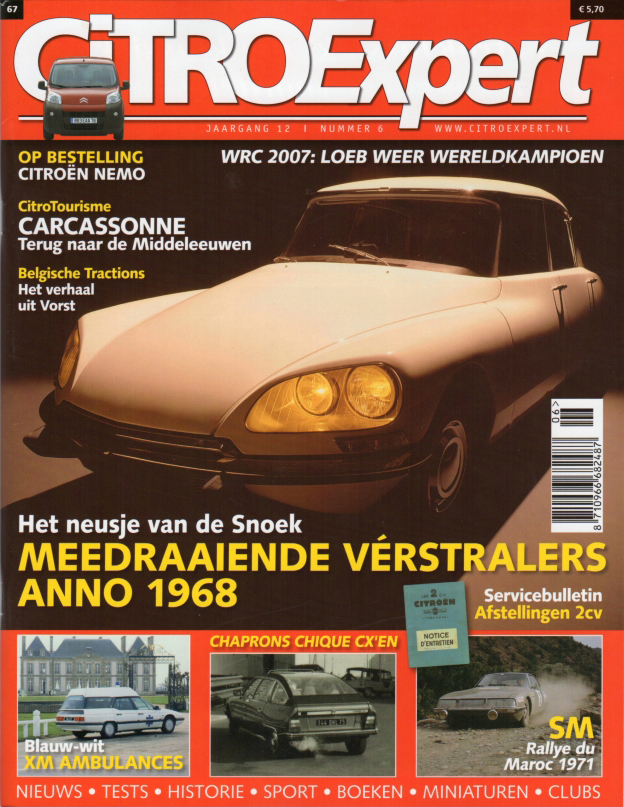 Citroexpert 67, jan-feb 2008