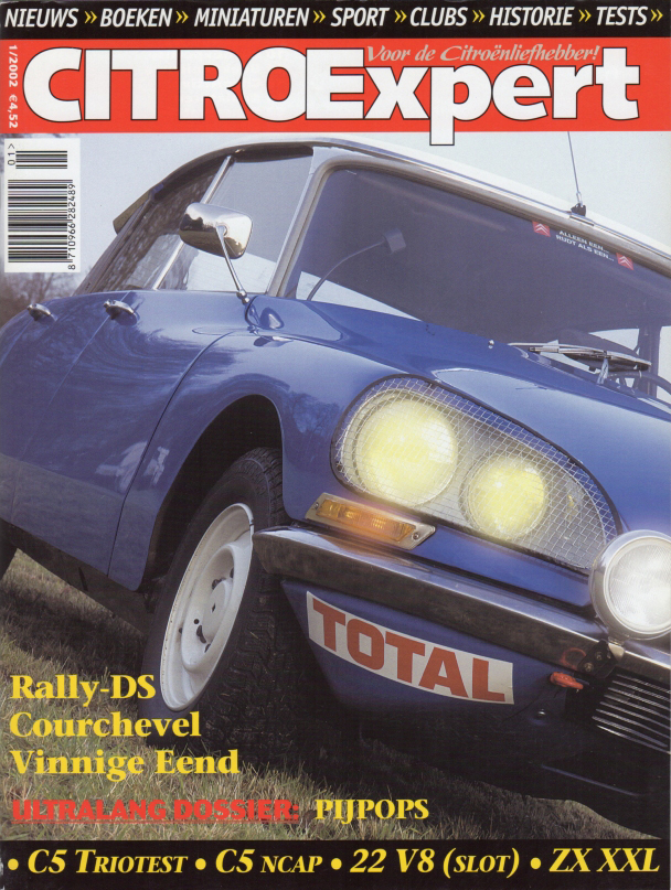Citroexpert 32, mrt-apr-2002