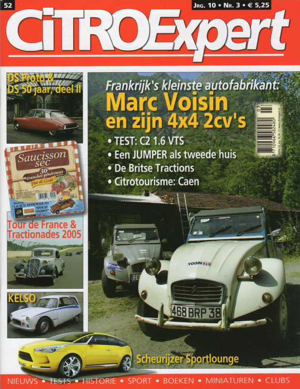 Citroexpert 52, jul-aug 2005