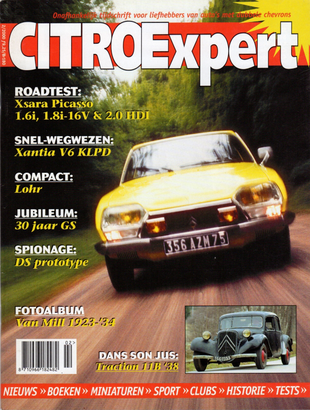 Citroexpert 21, mei-jun 2000
