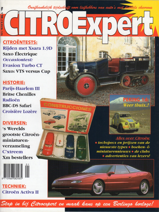 Citroexpert 8, mrt-apr 1998