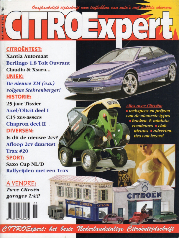 Citroexpert 12, nov-dec 1998
