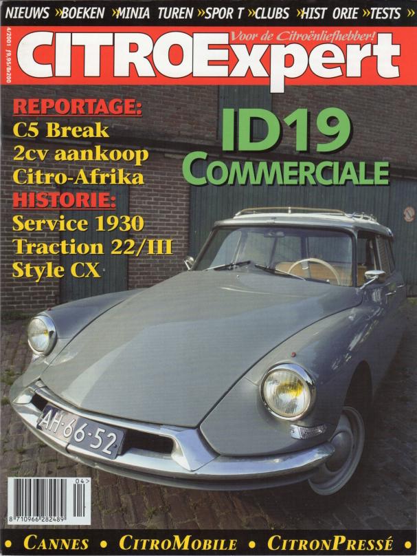 Citroexpert 29, sep-okt 2001
